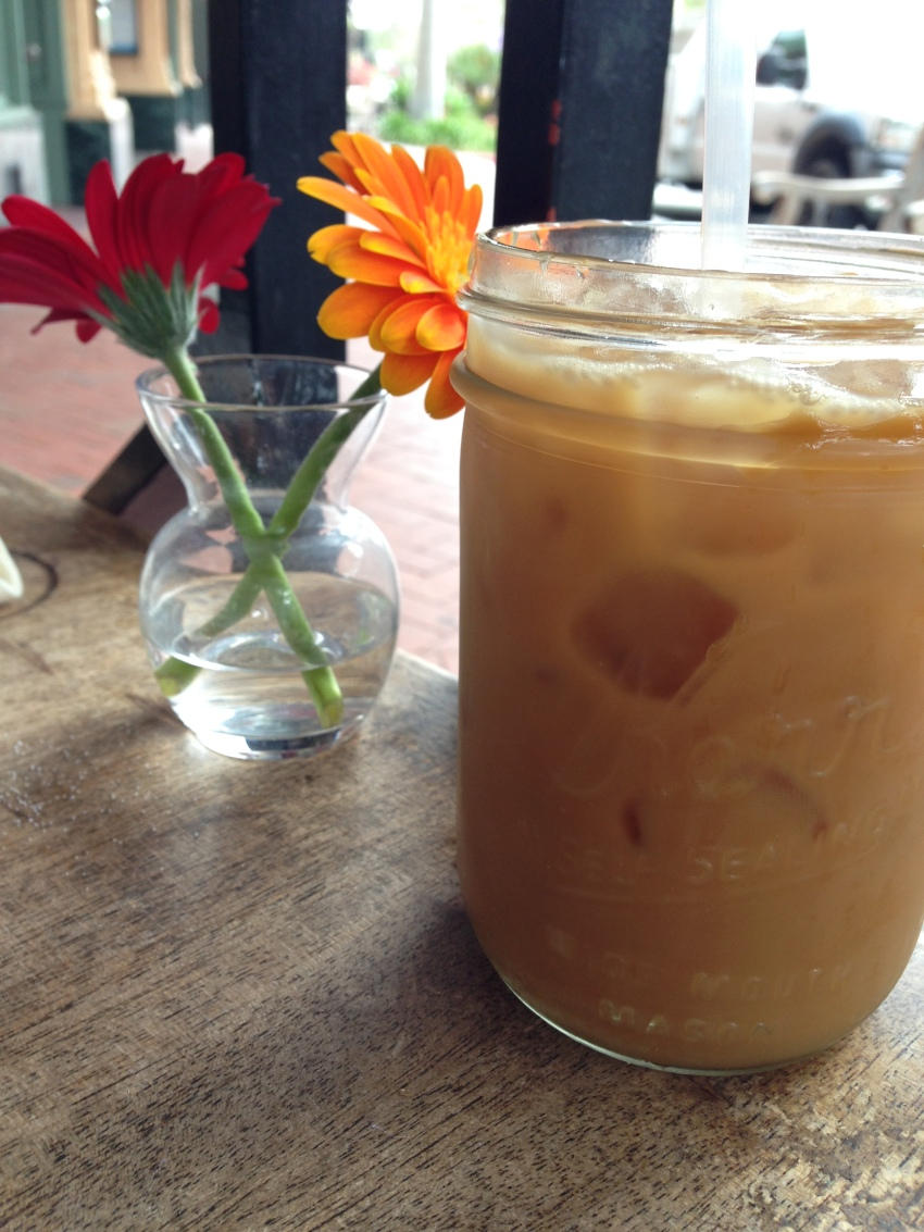 Iced Coffee @ Tupelo